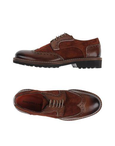 Обувь на шнурках от PHILIPPE LANG