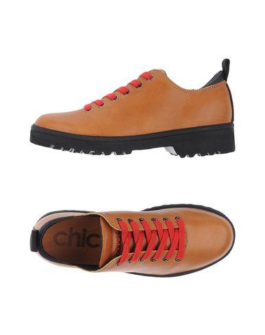 PÀNCHIC Chaussures à lacets femme
