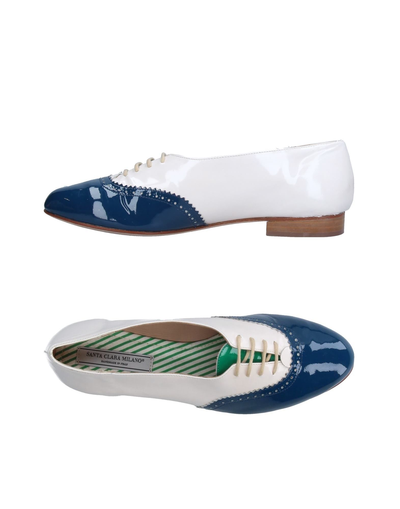 SANTA CLARA Milano Обувь на шнурках santa clara milano балетки