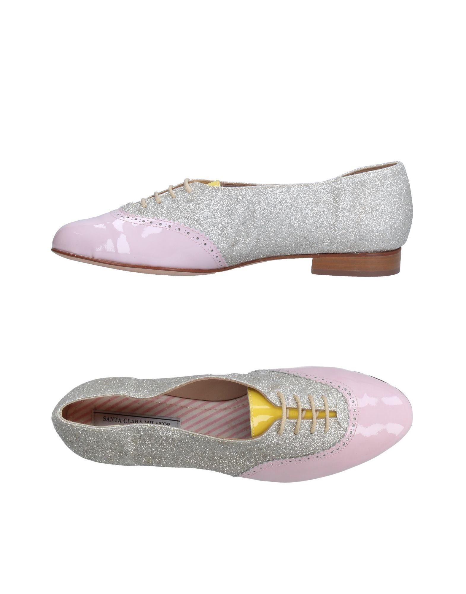 SANTA CLARA Milano Обувь на шнурках santa clara