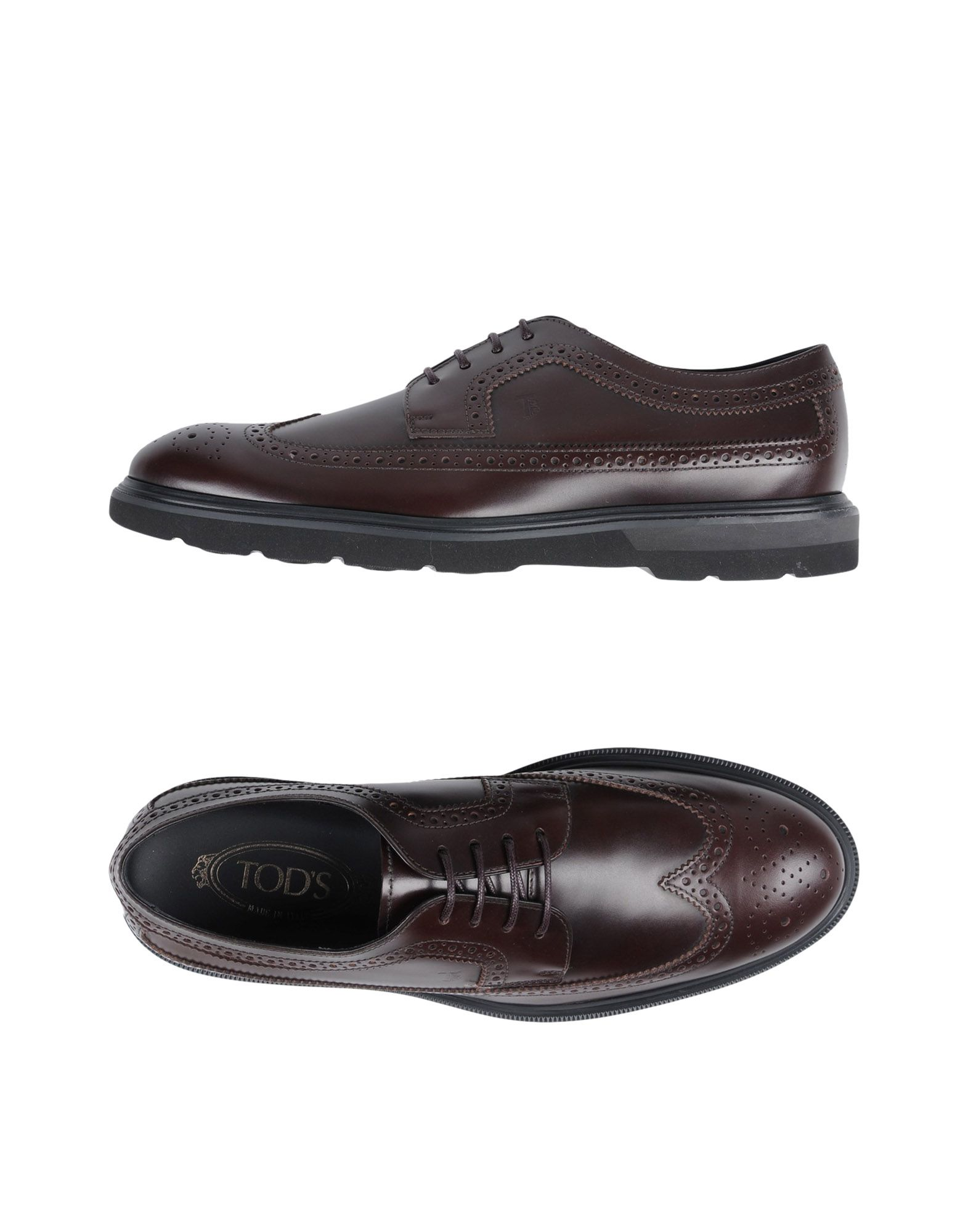 TOD'S Обувь на шнурках обувь