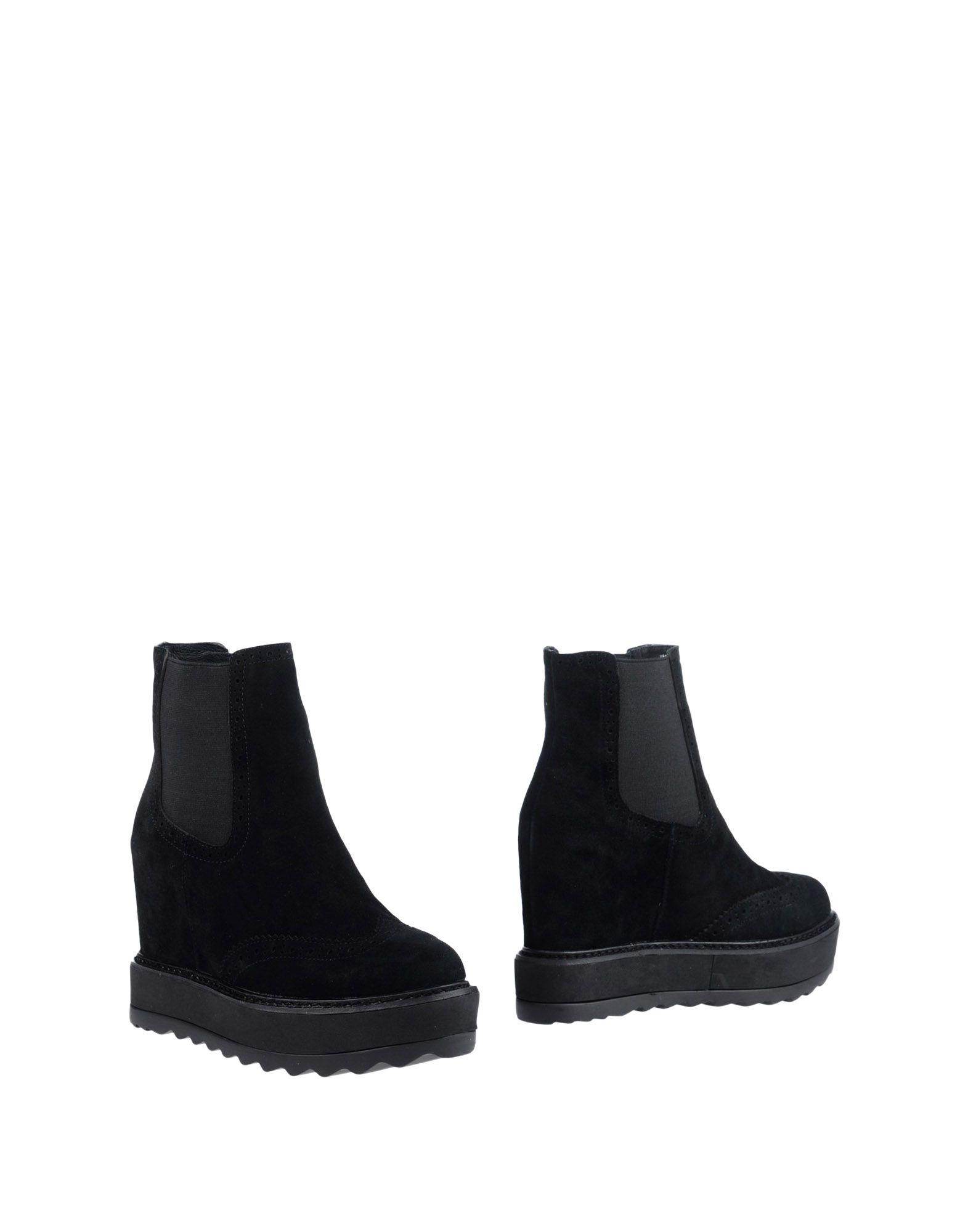 EMANUÉLLE VEE Полусапоги и высокие ботинки цены онлайн