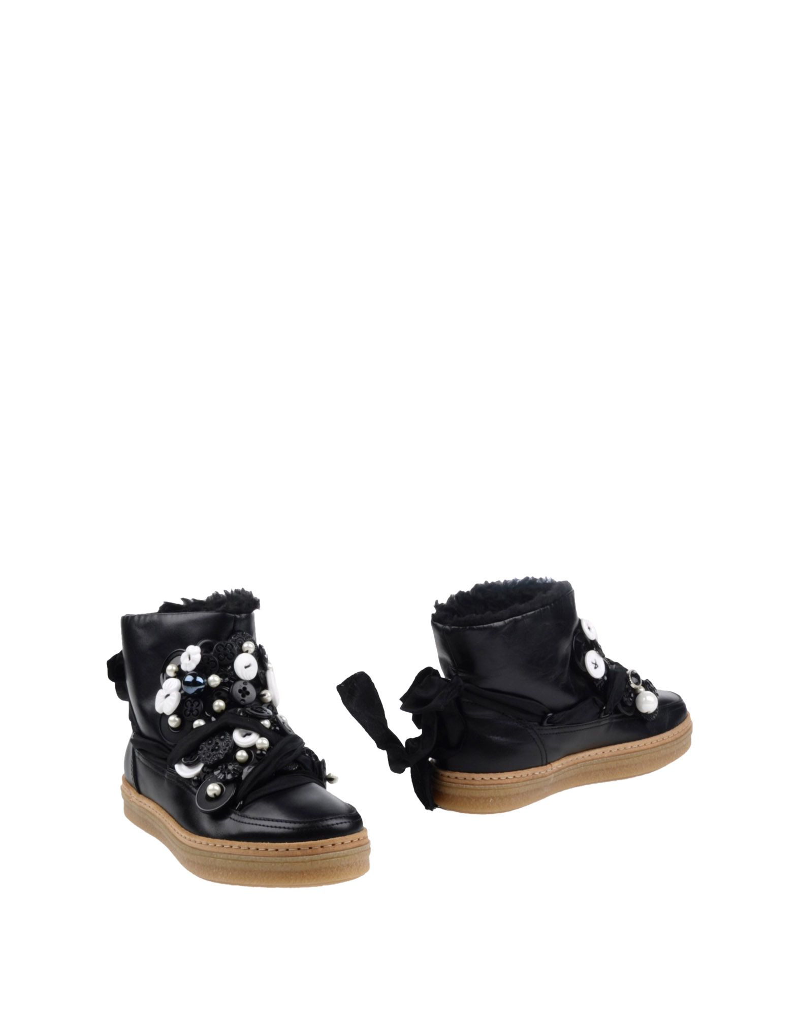POKEMAOKE Ankle Boot in Black