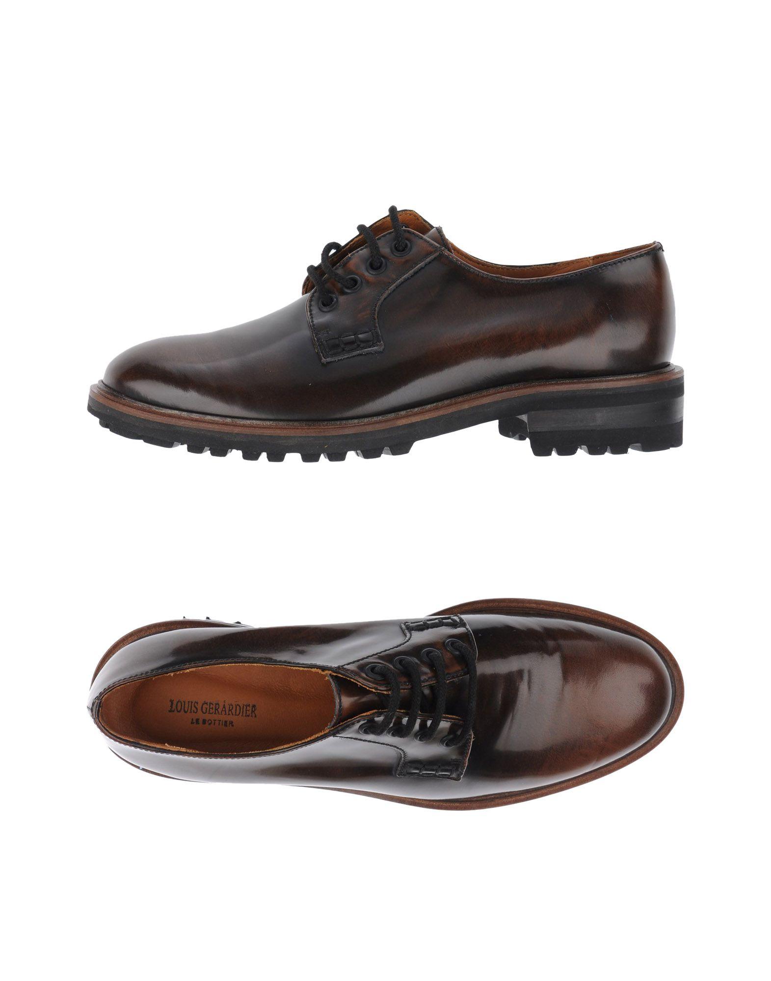 LOUIS GERARDIER Le Bottier Обувь на шнурках louis gerardier le bottier обувь на шнурках