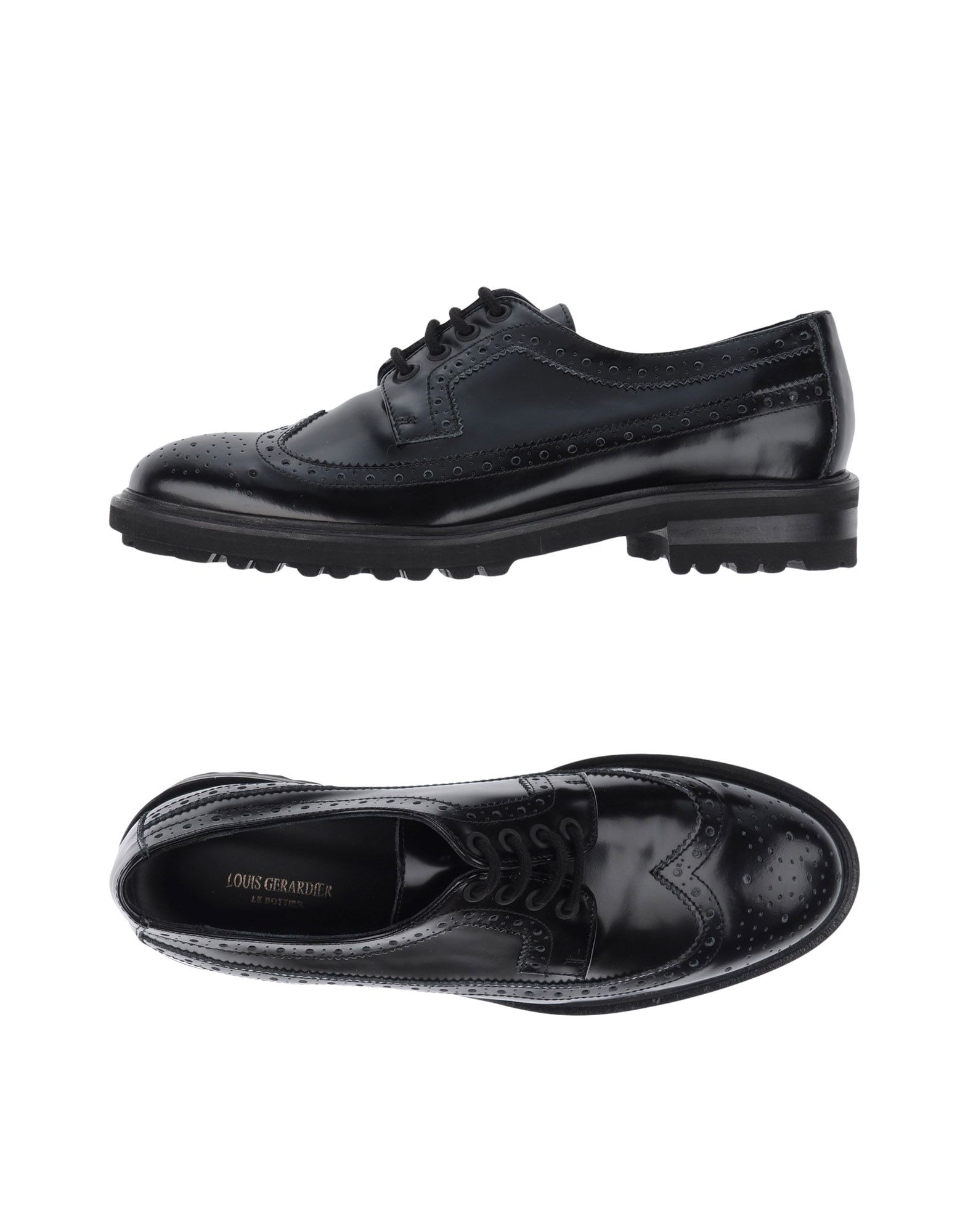 LOUIS GERARDIER Le Bottier Обувь на шнурках pierre louis mascia