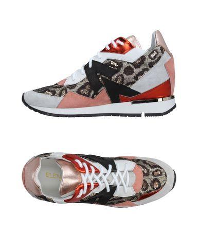 Высокие кеды и кроссовки ELENA IACHI 11241773VV