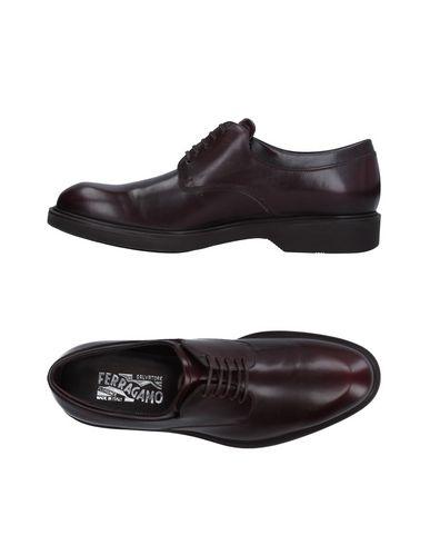 Обувь на шнурках SALVATORE FERRAGAMO 11241784FU