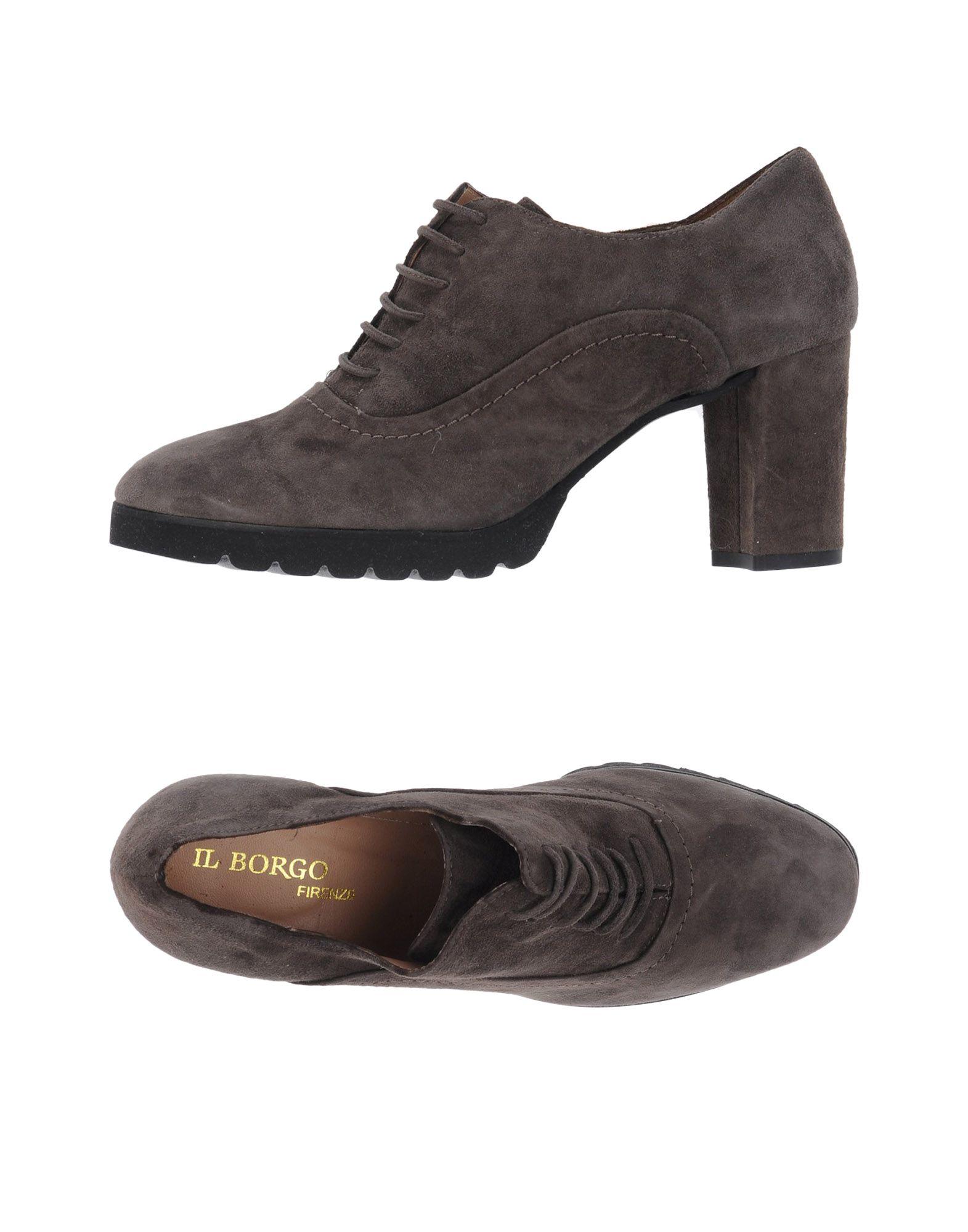 где купить IL BORGO Firenze Обувь на шнурках по лучшей цене