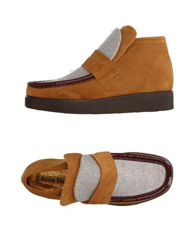 Полусапоги и высокие ботинки ACNE STUDIOS 11242275HU