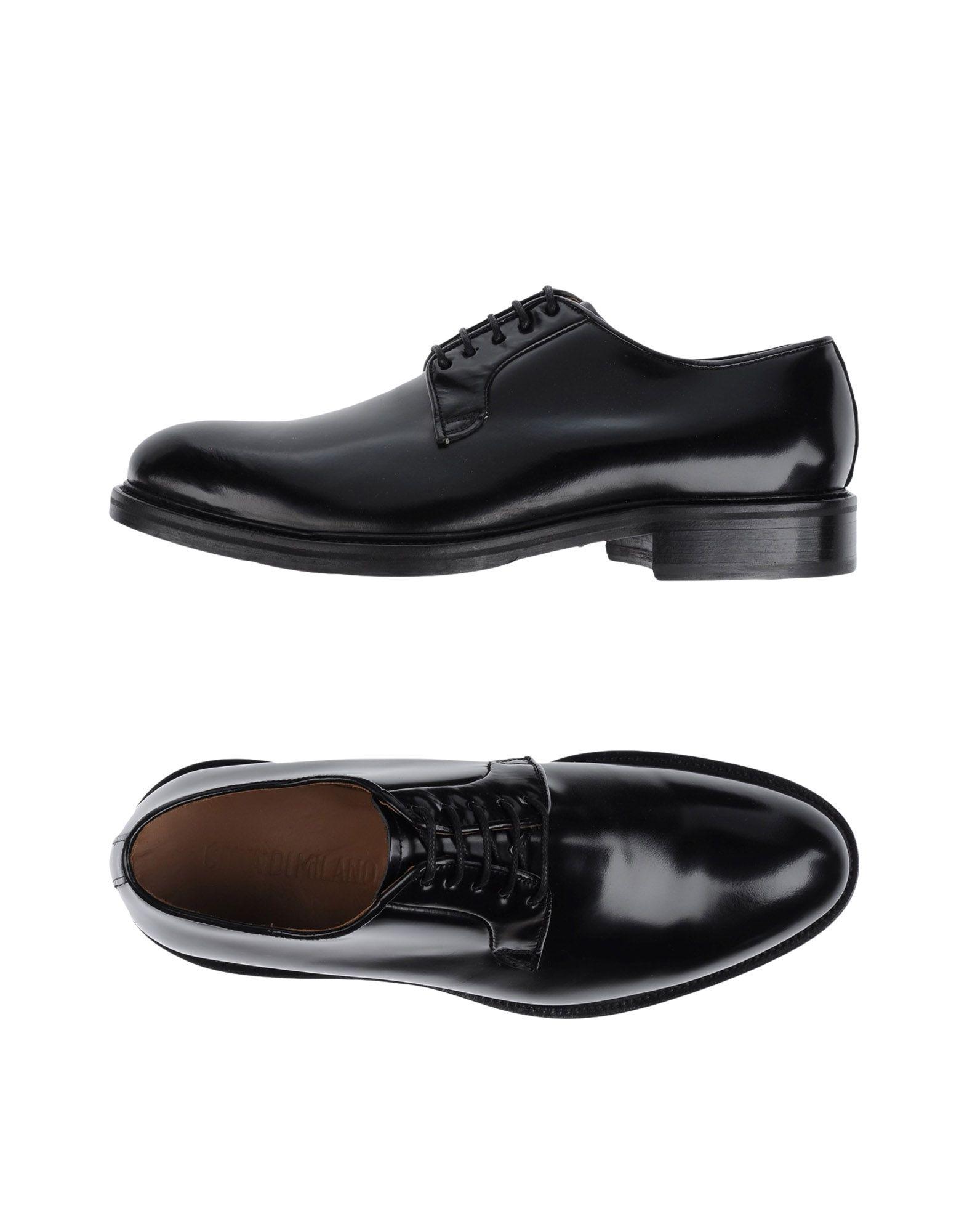 CITTA' DI MILANO Обувь на шнурках citta di milano обувь на шнурках