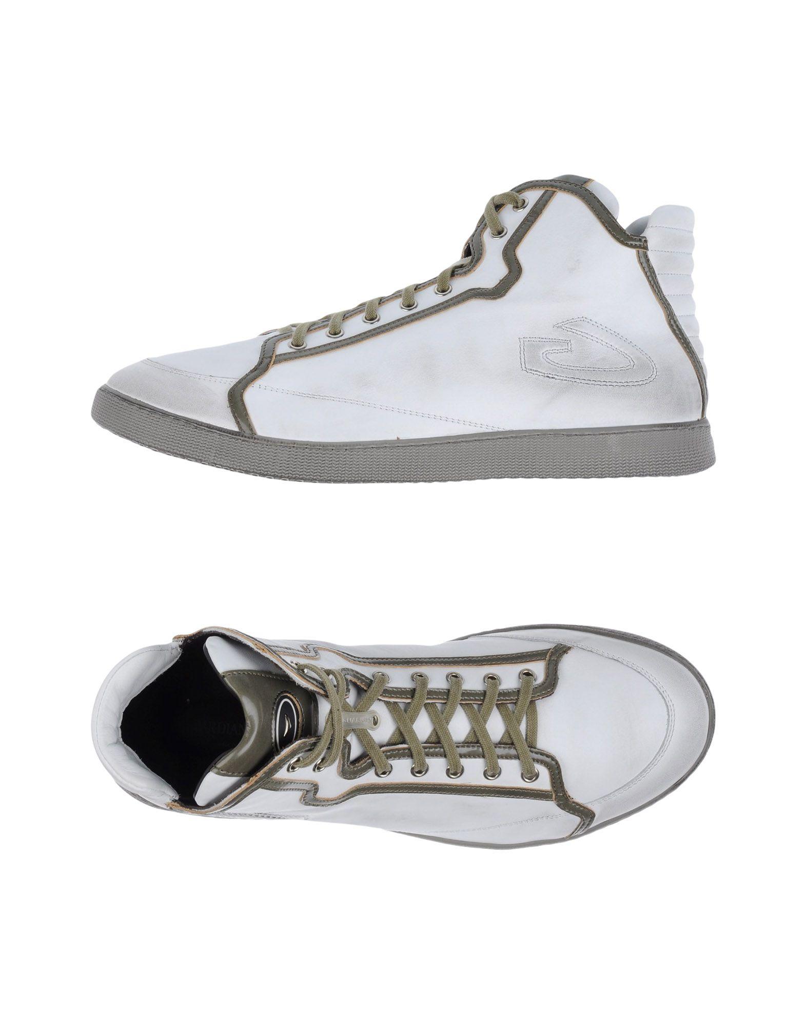 где купить ALBERTO GUARDIANI Высокие кеды и кроссовки по лучшей цене