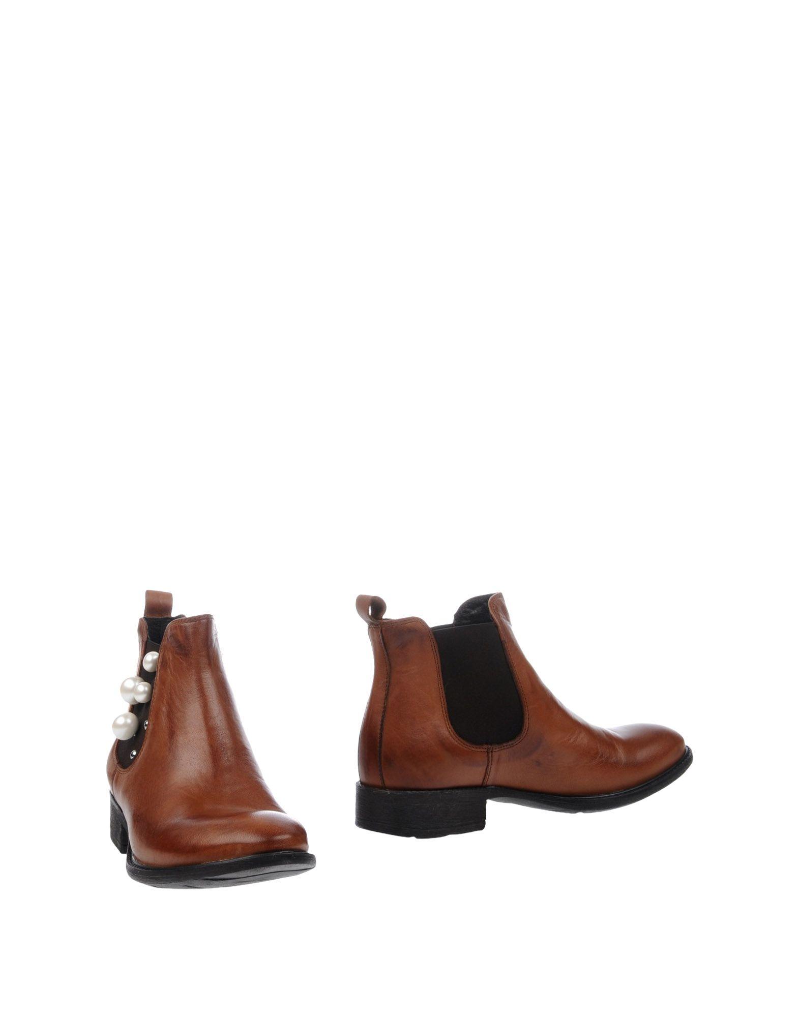 PIAMPIANI Полусапоги и высокие ботинки hecon полусапоги и высокие ботинки