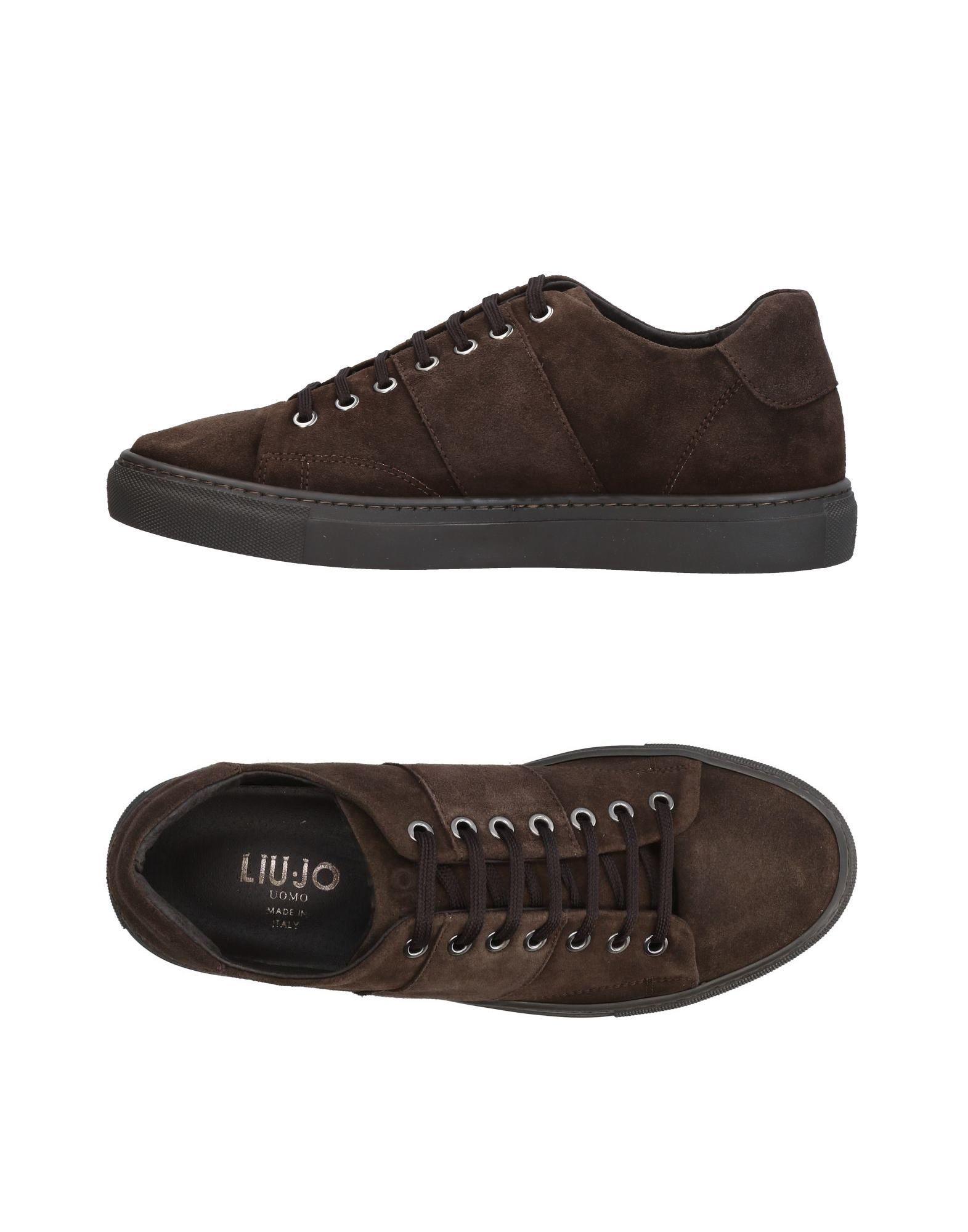 LIU •JO MAN Низкие кеды и кроссовки кеды liu jo кеды низкие