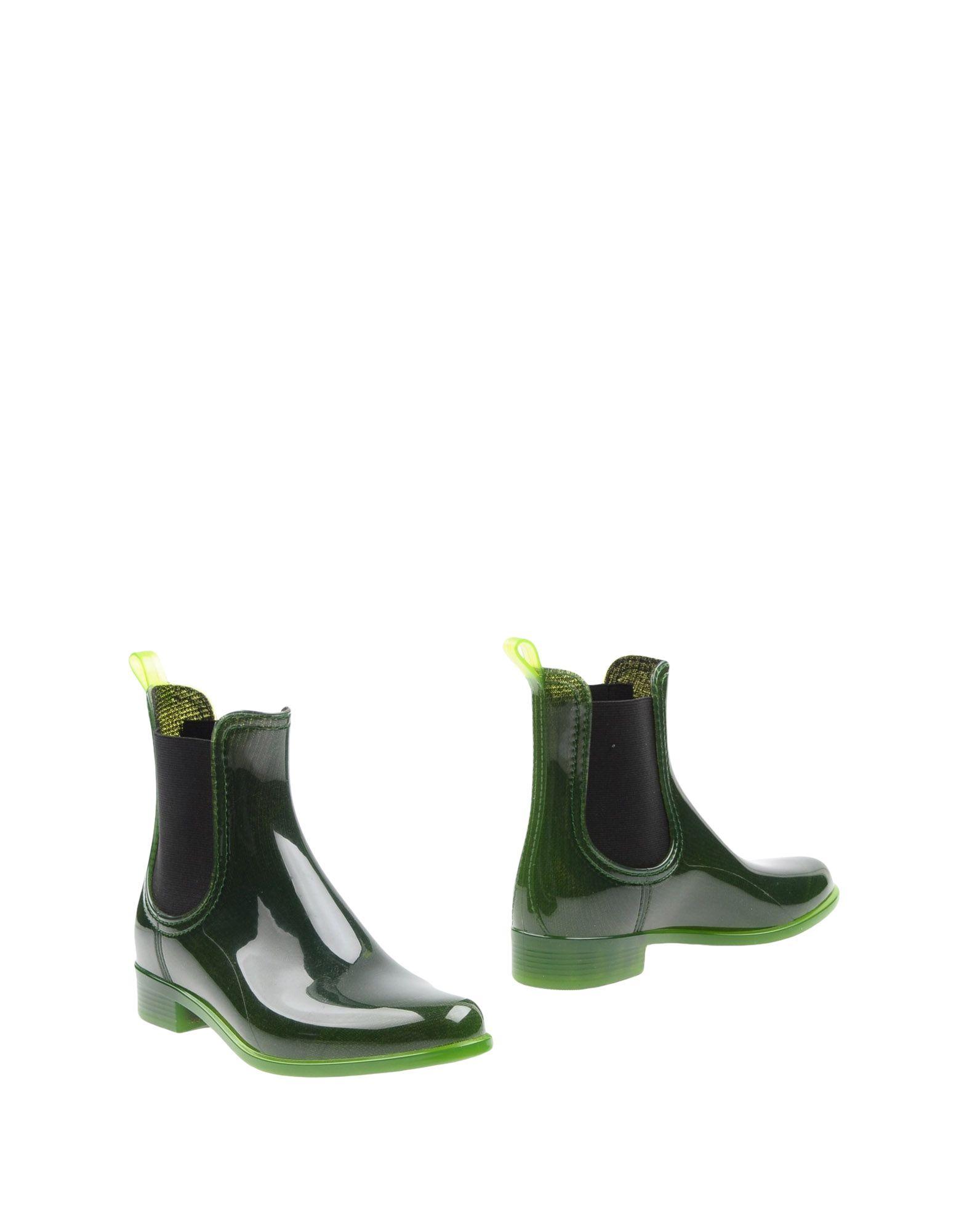 JEFFREY CAMPBELL Полусапоги и высокие ботинки