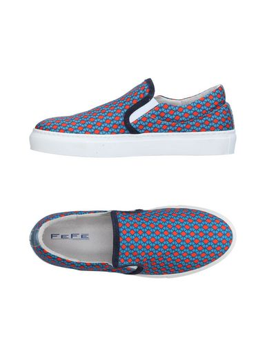 Sneackers Arancione donna FEFÈ Sneakers&Tennis shoes basse donna
