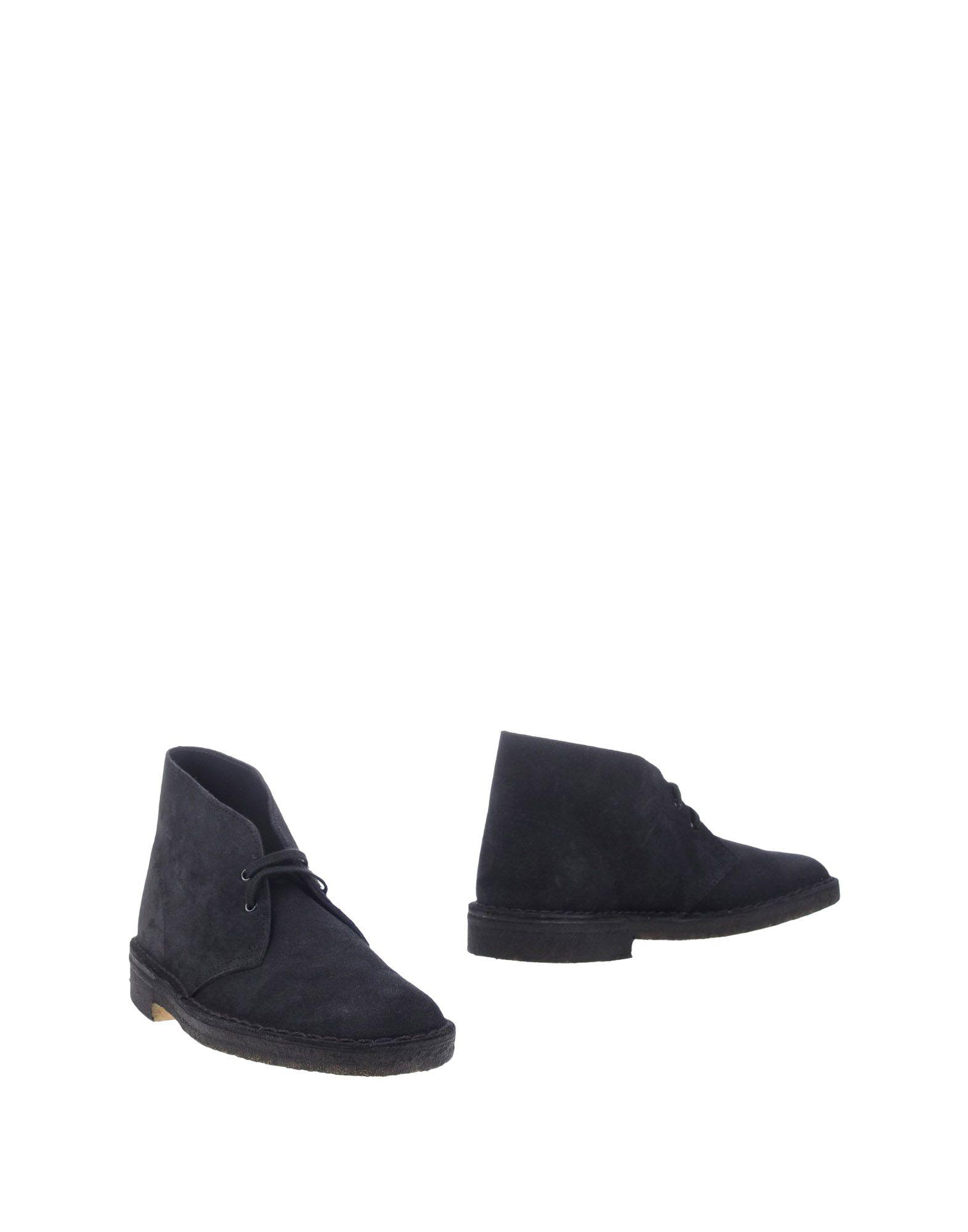 CLARKS ORIGINALS Полусапоги и высокие ботинки clarks полусапоги