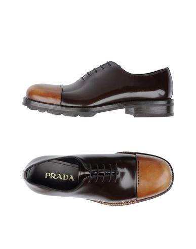 Обувь на шнурках PRADA 11243953HH