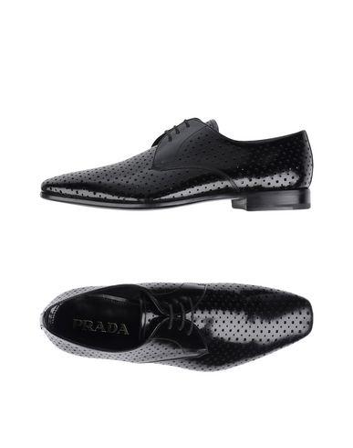Обувь на шнурках PRADA 11243982UL