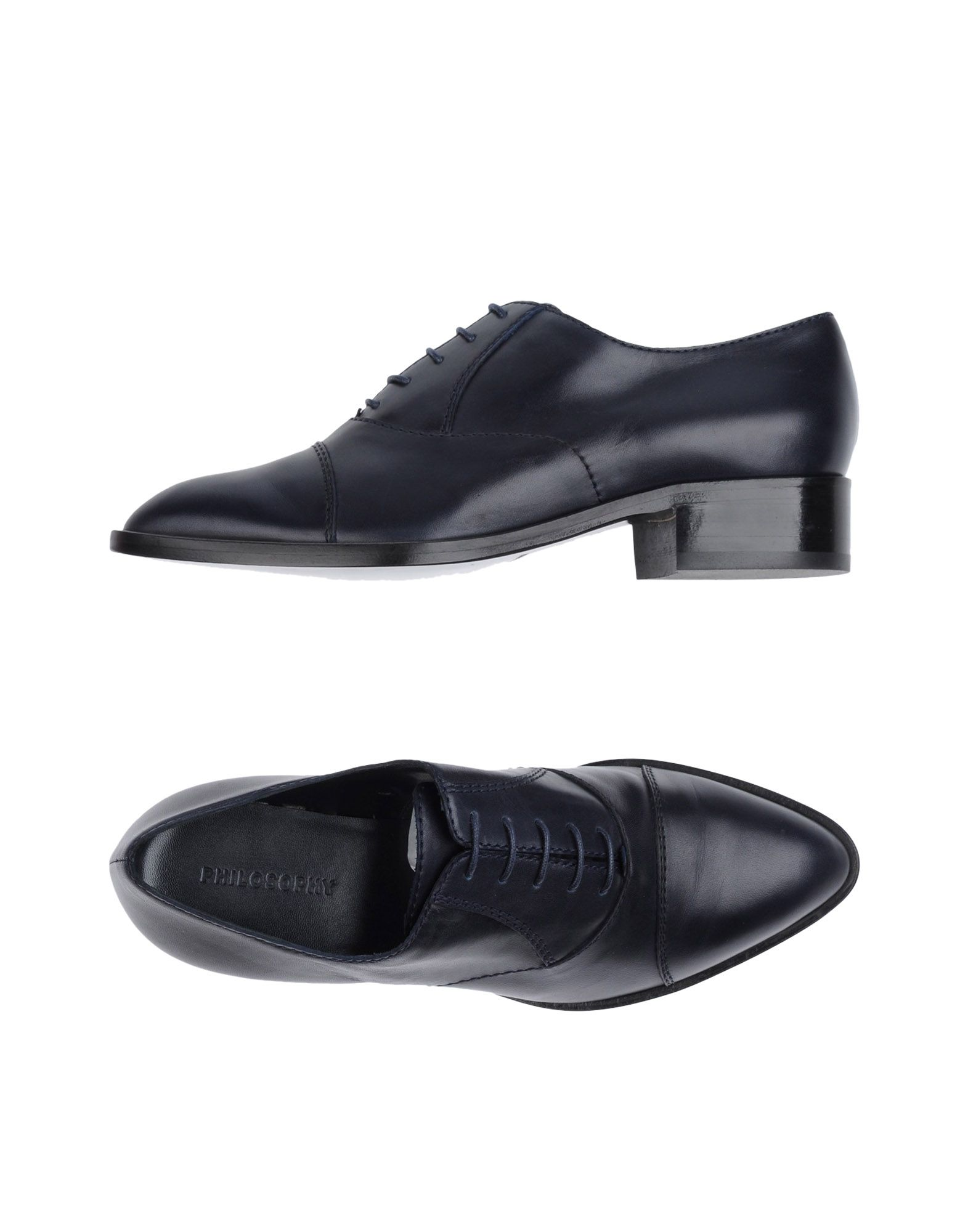 купить PHILOSOPHY di ALBERTA FERRETTI Обувь на шнурках дешево