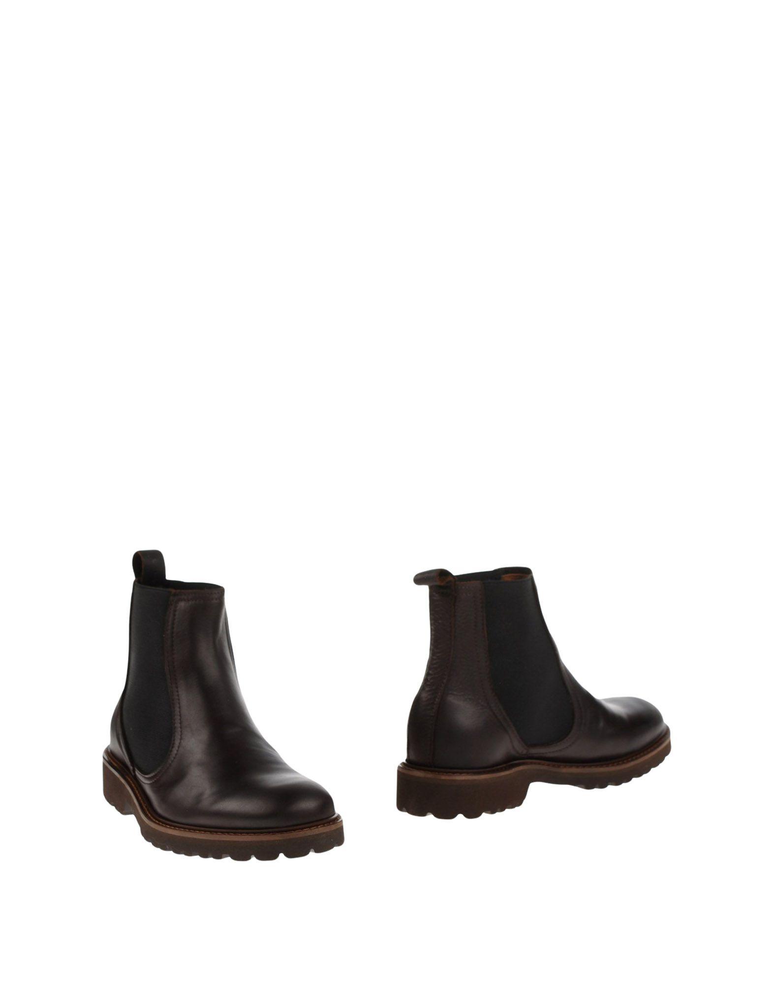 ELEVENTY Полусапоги и высокие ботинки magazzini del sale полусапоги и высокие ботинки