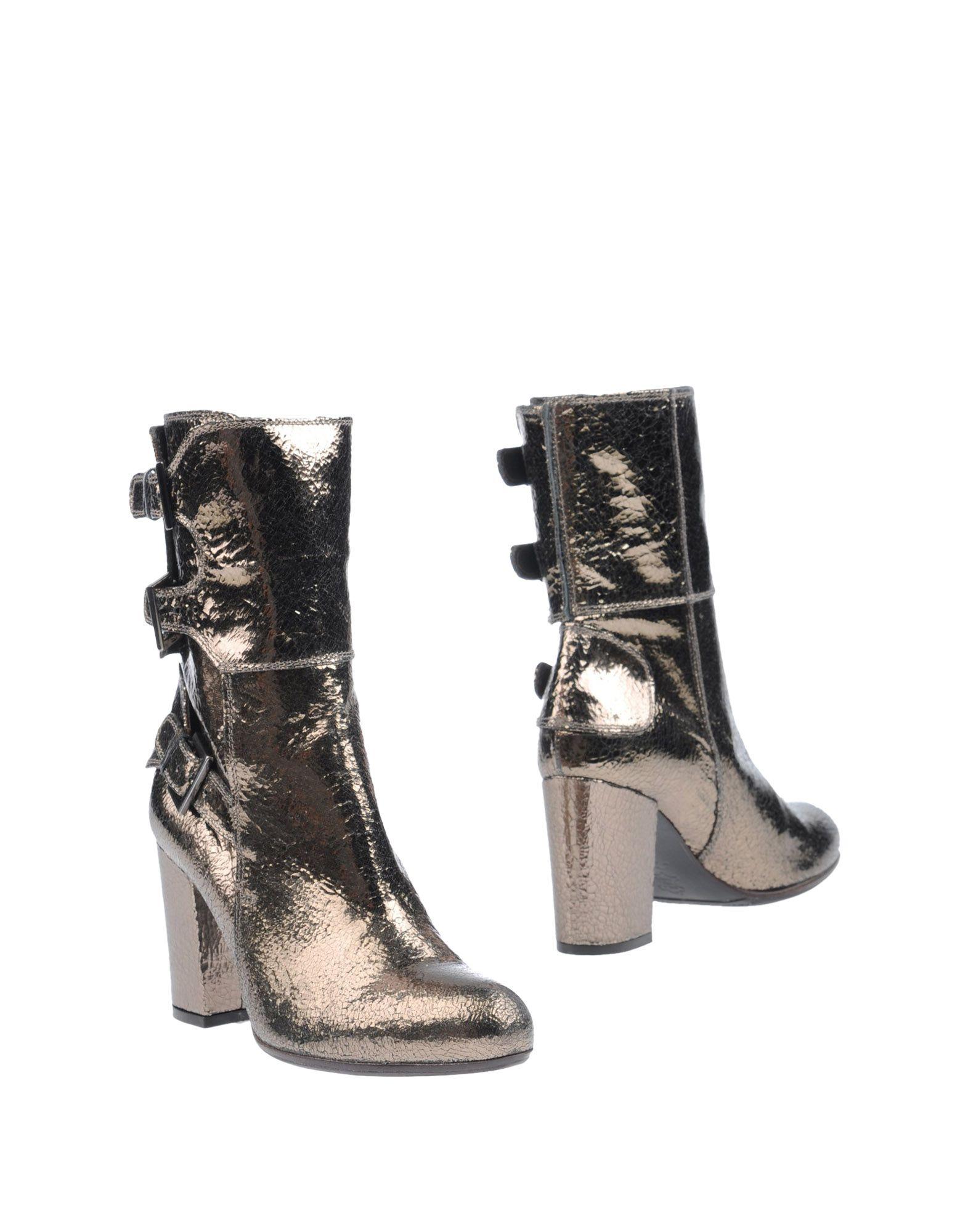 PARIS TEXAS Полусапоги и высокие ботинки