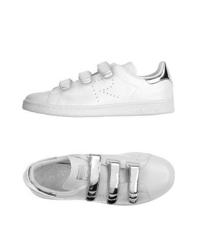 RAF SIMONS x ADIDAS Низкие кеды и кроссовки кроссовки adidas raf simons bounce b24079