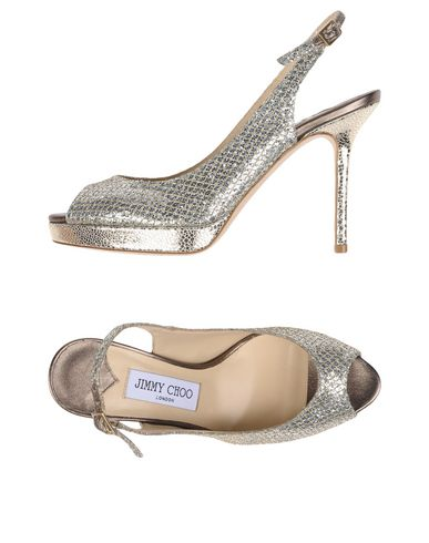 Сандалии JIMMY CHOO LONDON 11244923DD