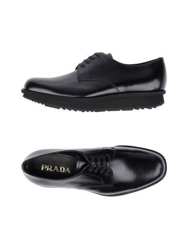 Обувь на шнурках PRADA 11245007UU