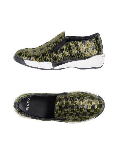 Фото - Низкие кеды и кроссовки зеленого цвета