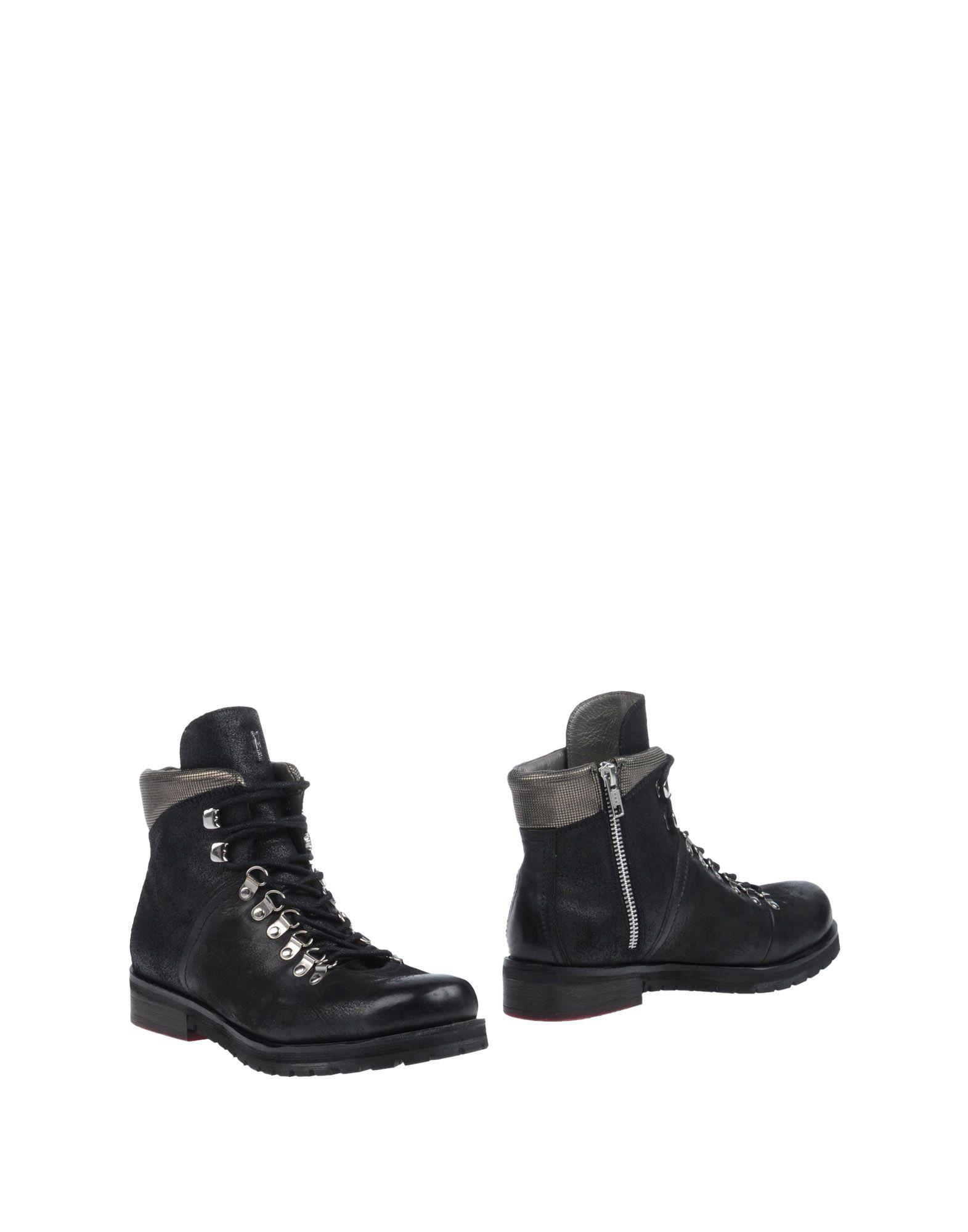 CRIME London Полусапоги и высокие ботинки цена