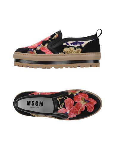 Низкие кеды и кроссовки MSGM 11245515XR