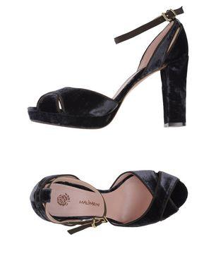 MALÌPARMI Damen Sandale Farbe Granitgrau Größe 15 Sale Angebote Lindenau
