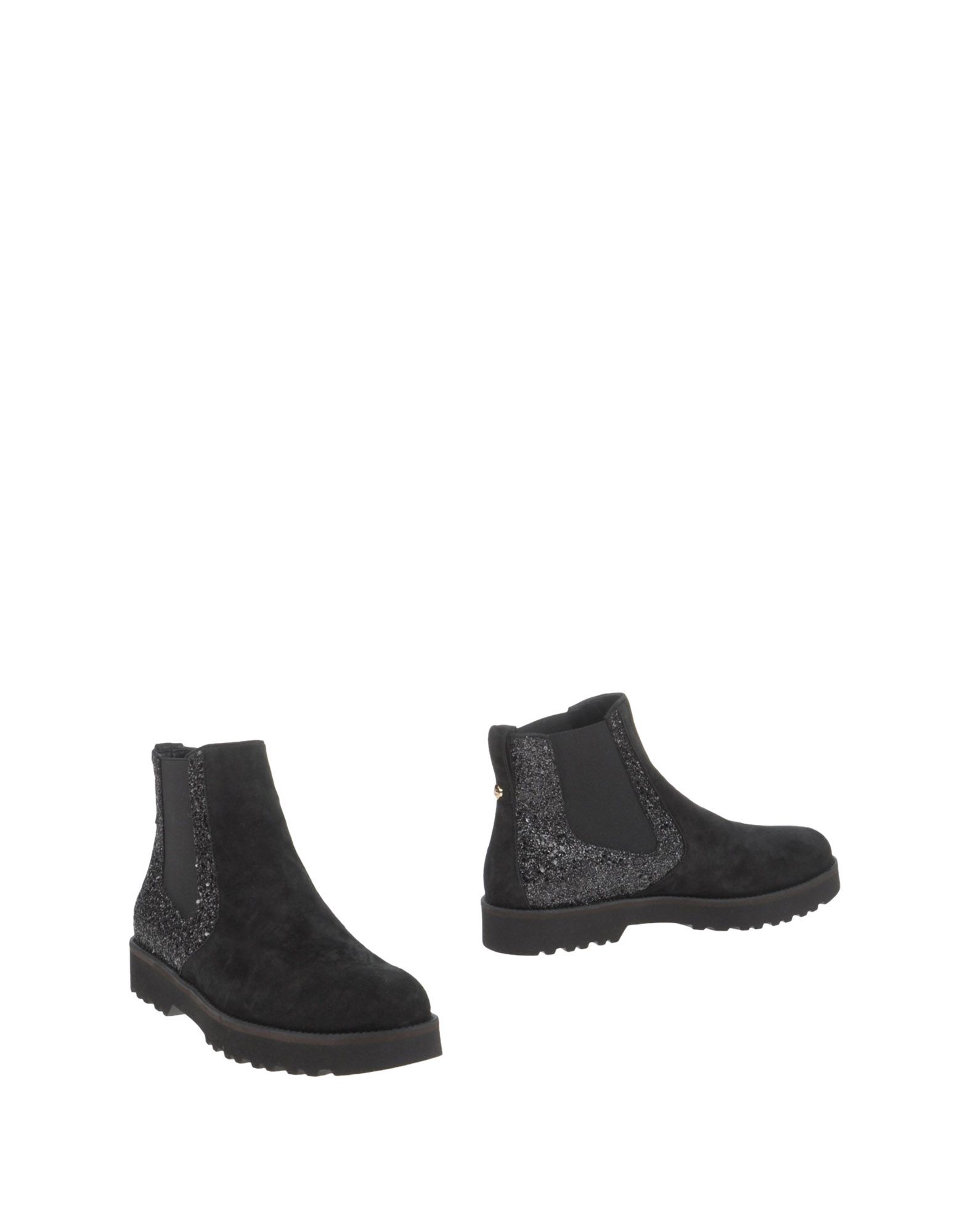 HOGAN Полусапоги и высокие ботинки