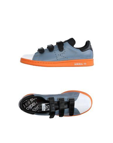 RAF SIMONS Низкие кеды и кроссовки raf simons x adidas низкие кеды и кроссовки
