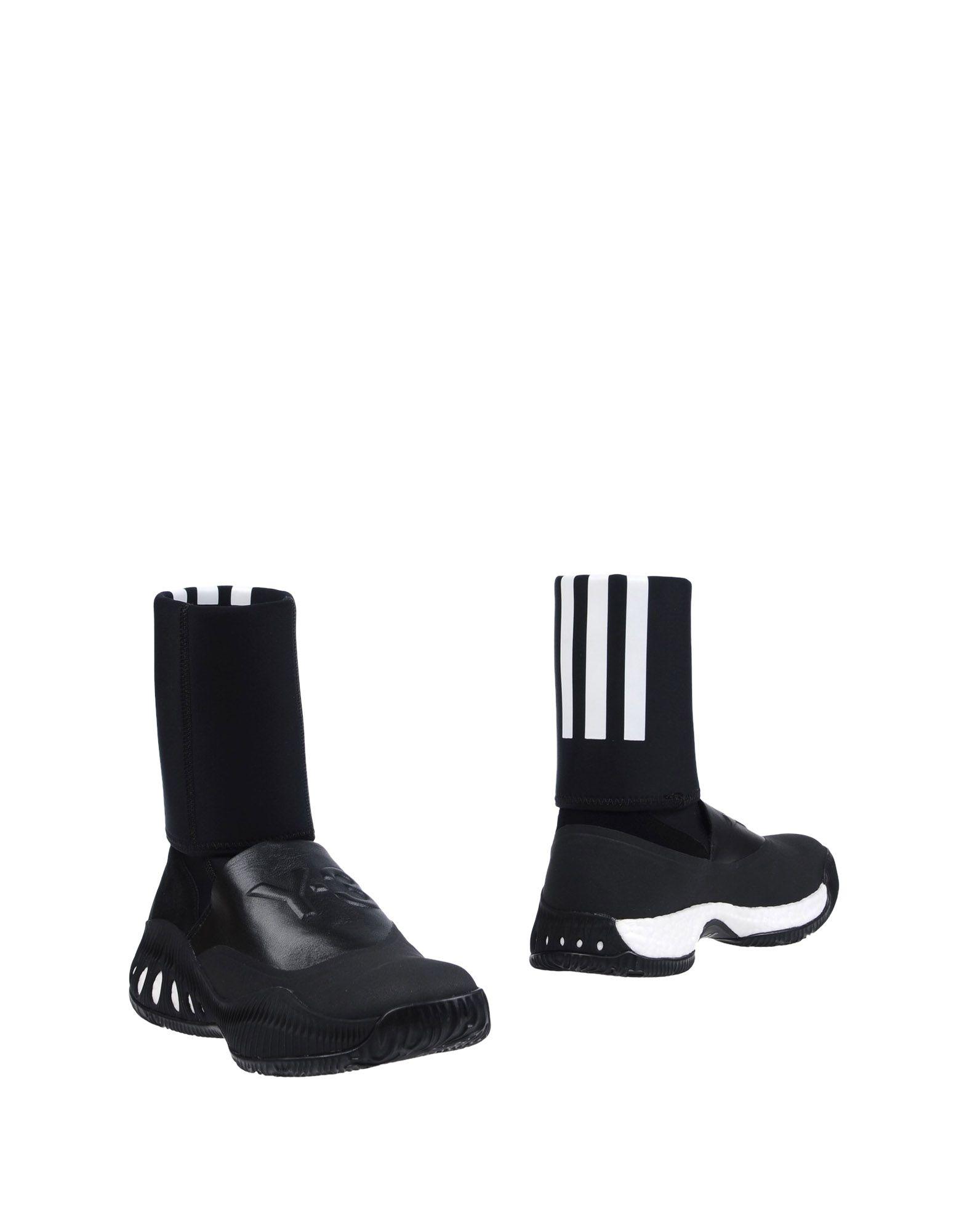 Y-3 Полусапоги и высокие ботинки