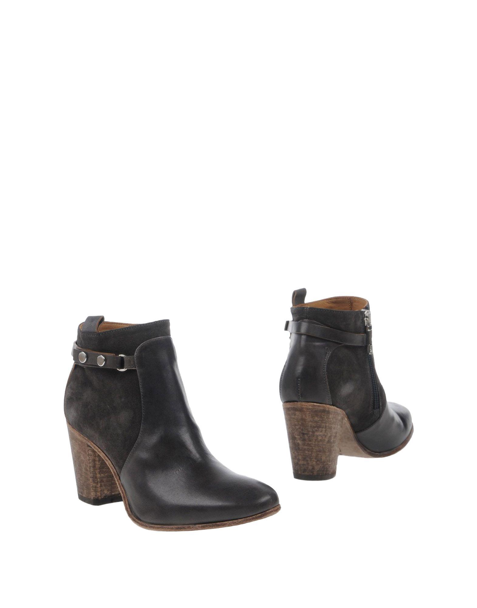 ALBERTO FERMANI Полусапоги и высокие ботинки цены онлайн