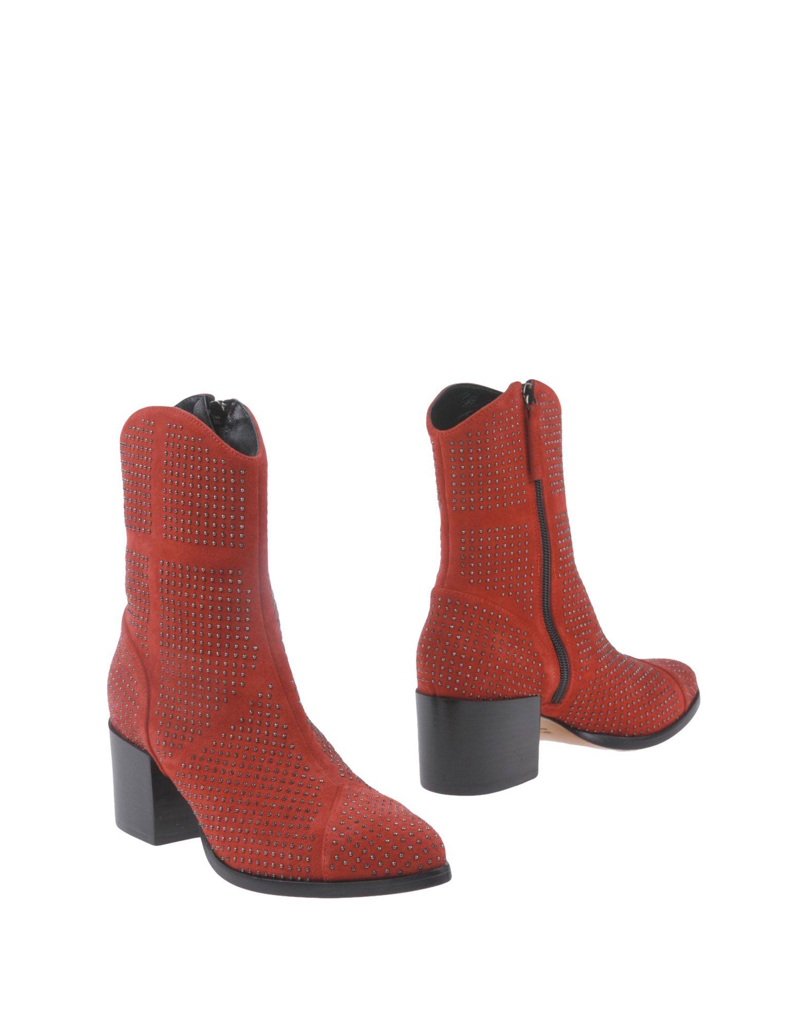 GAIA D'ESTE Полусапоги и высокие ботинки roland gaia sh 01