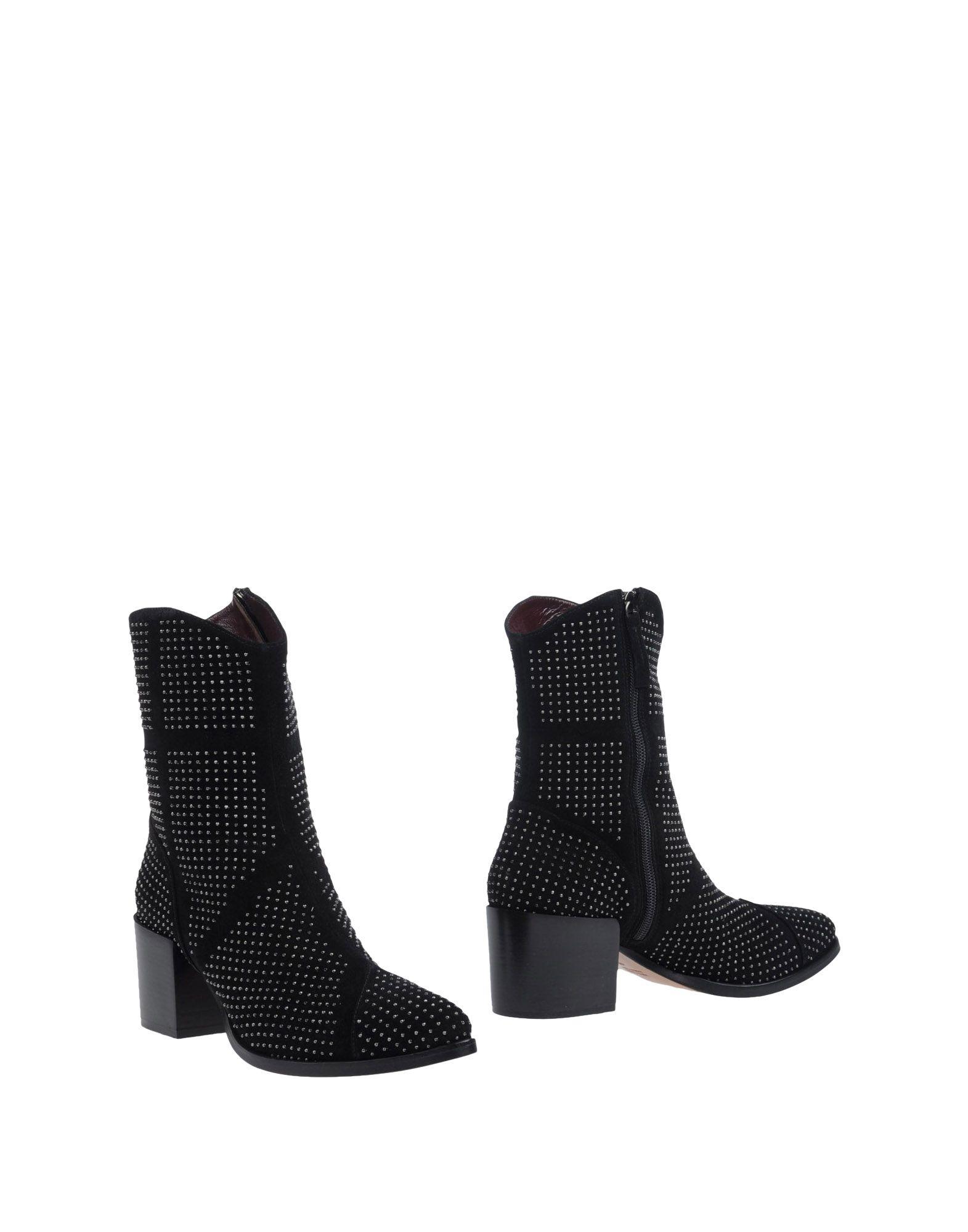 GAIA D'ESTE Полусапоги и высокие ботинки