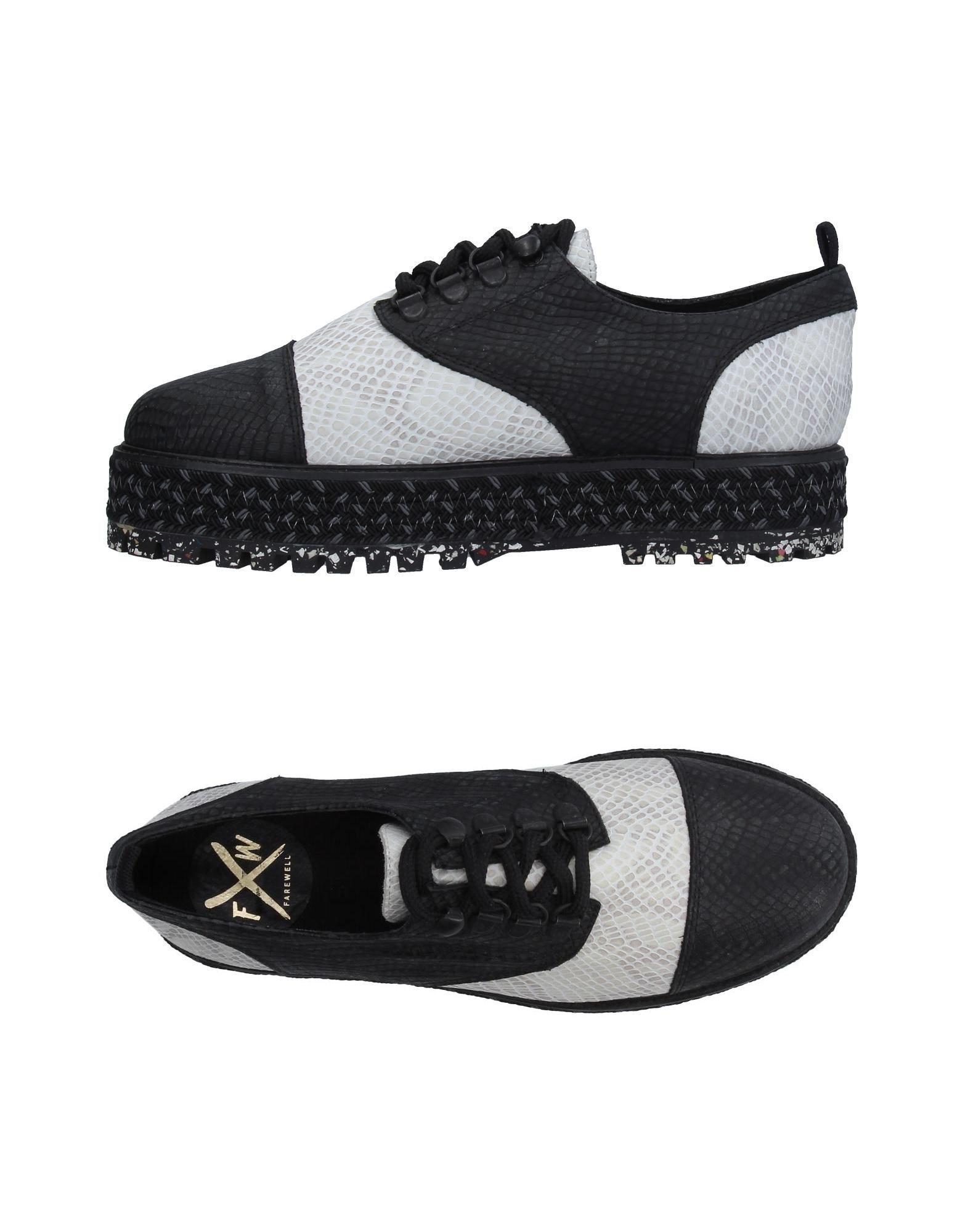 цены на FAREWELL  FOOTWEAR Низкие кеды и кроссовки в интернет-магазинах