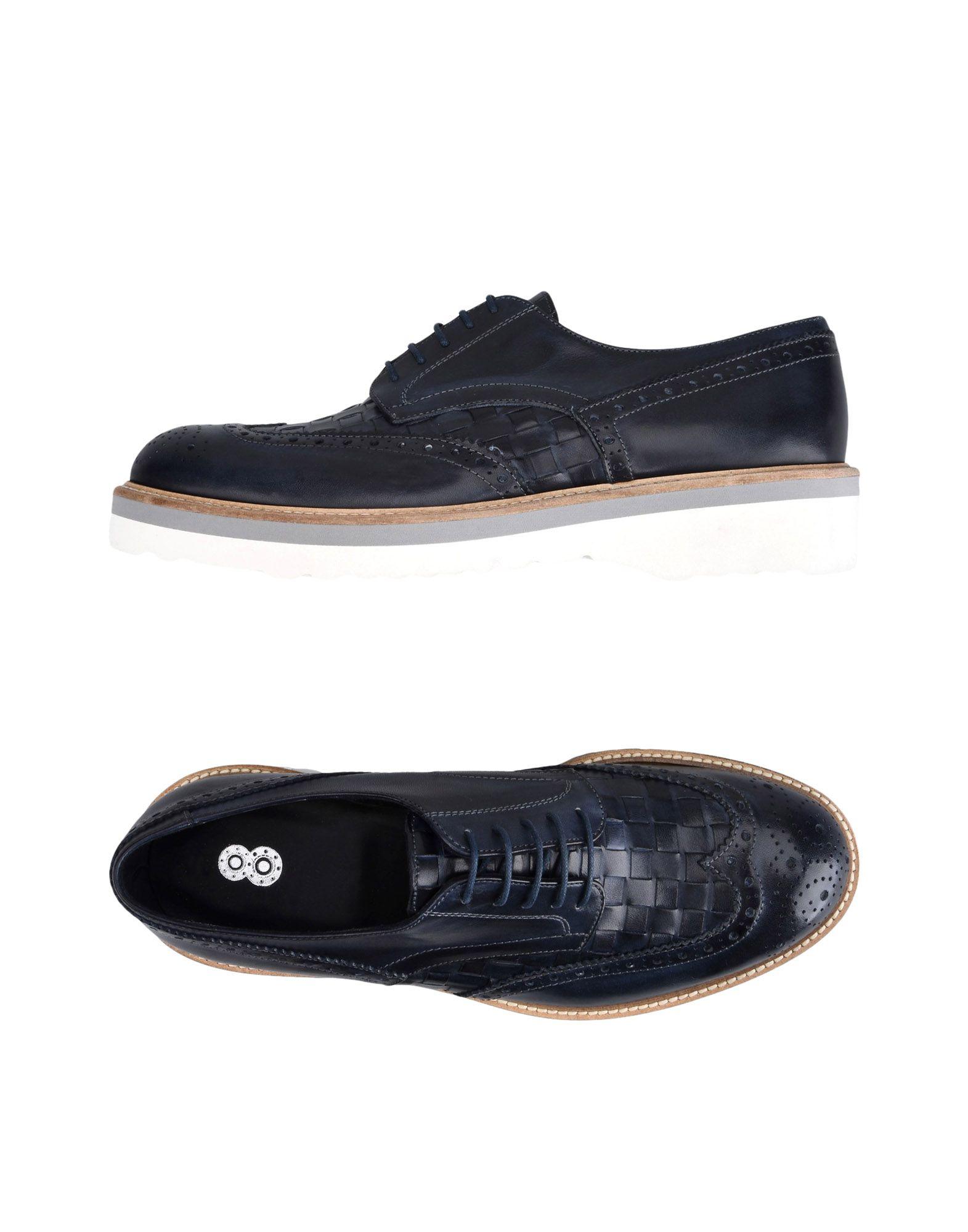 8 Обувь на шнурках 8 обувь на шнурках