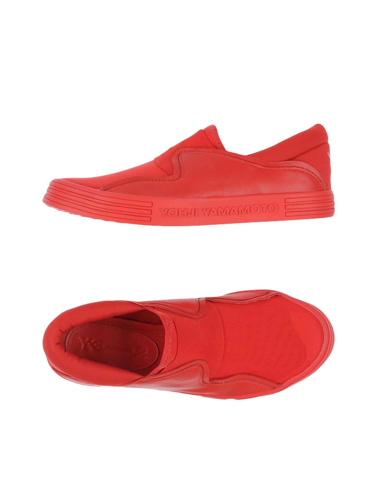 Y-3 Низкие кеды и кроссовки кеды k y b