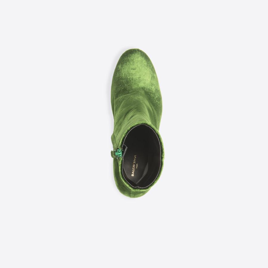 BALENCIAGA Ville Bootie Ville Shoes D e