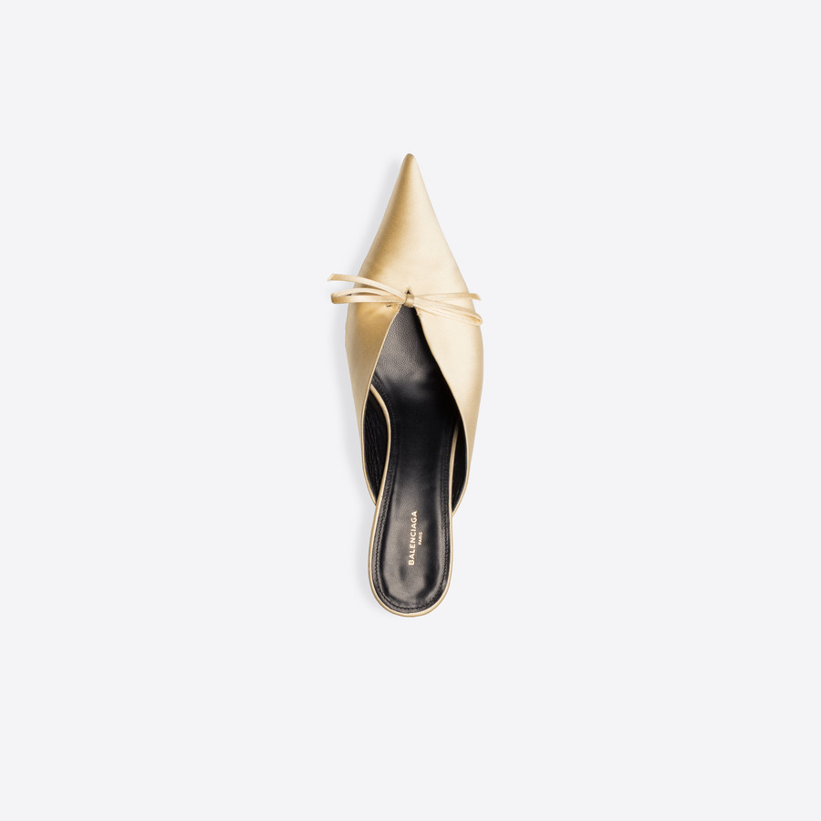 BALENCIAGA Knife Mule Looks Shoes D e