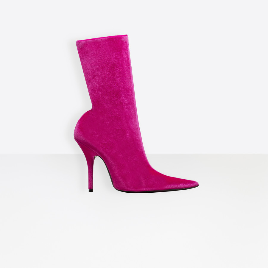 BALENCIAGA Knife Booties Ankle boot D f
