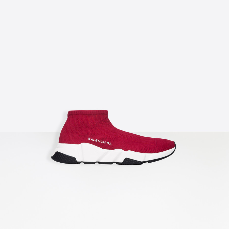 BALENCIAGA Speed Low Trainer Speed Shoes D f