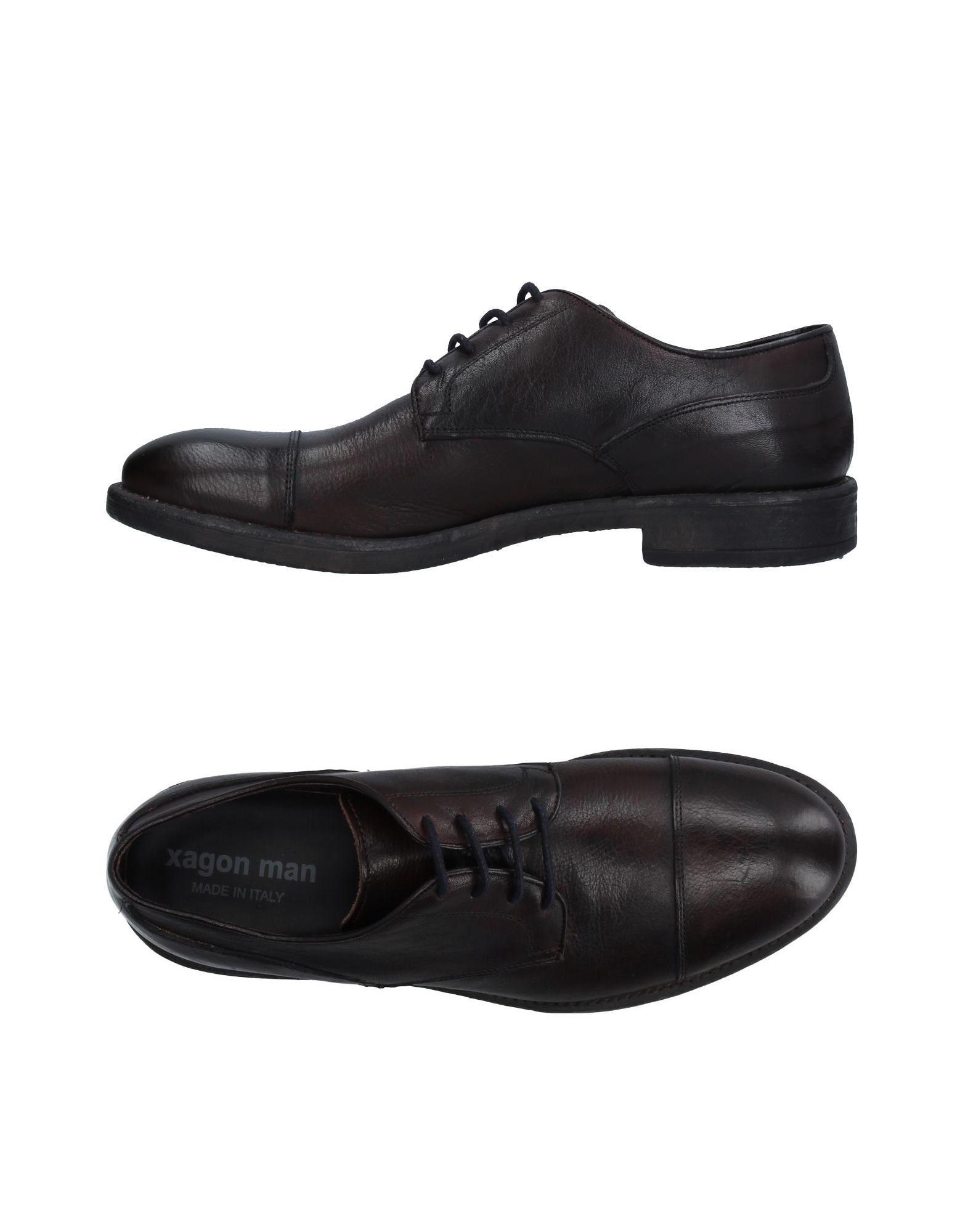 XAGON MAN Обувь на шнурках цены онлайн