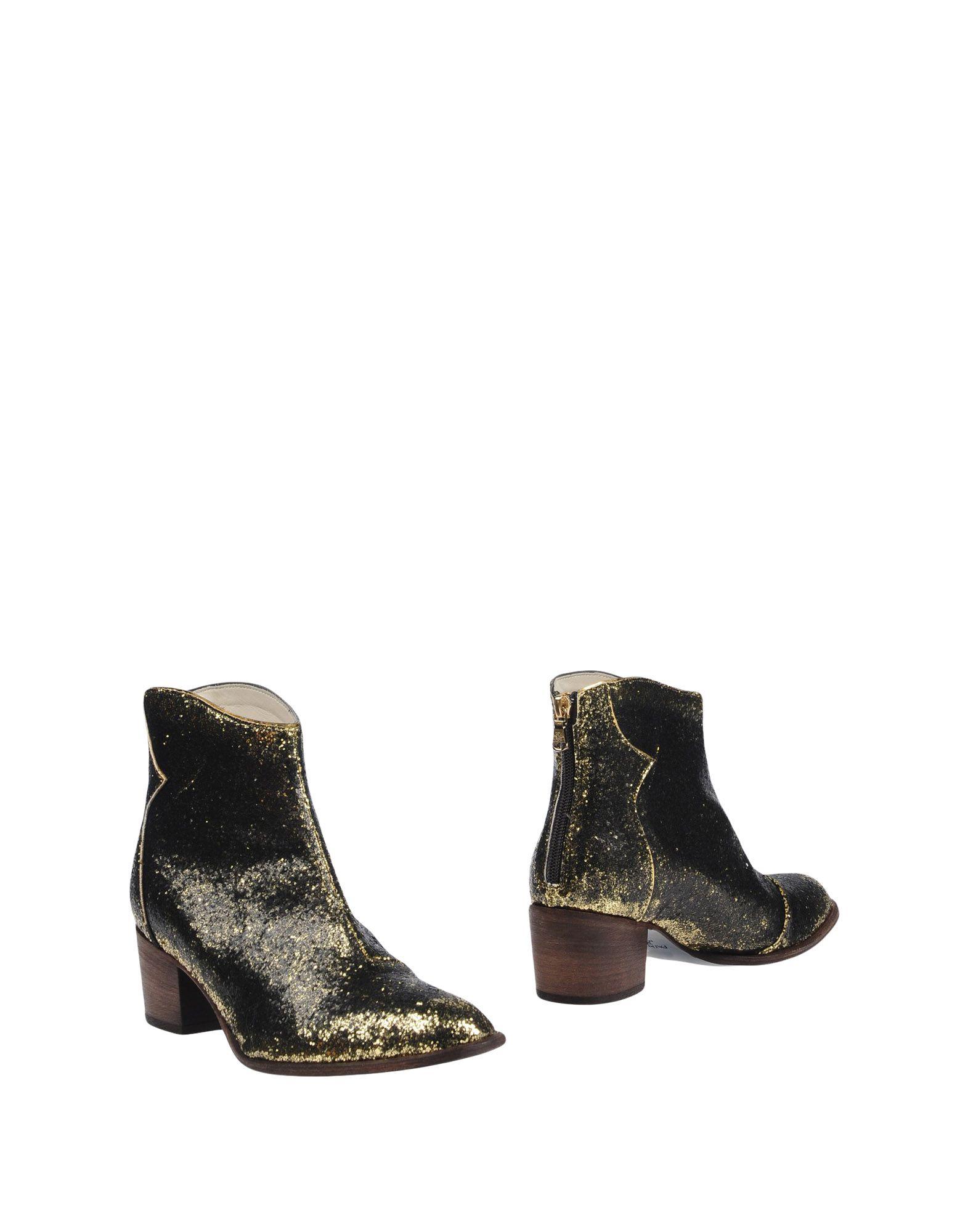 PATRIZIA PEPE Полусапоги и высокие ботинки цены онлайн
