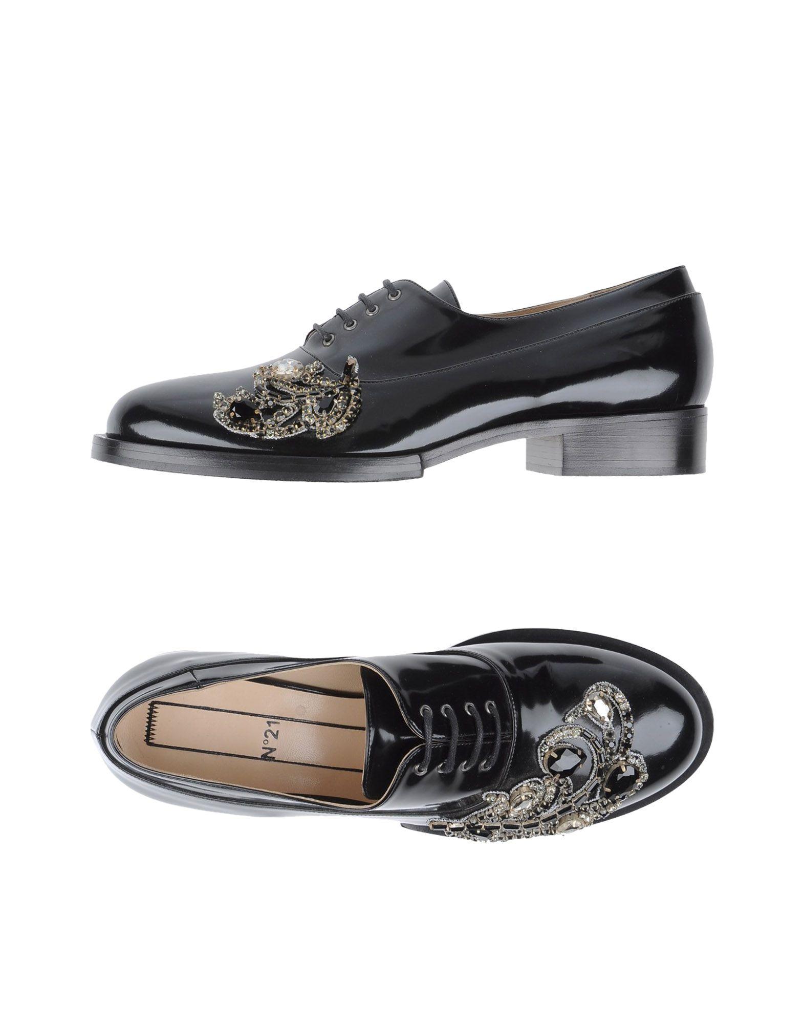 N° 21 Обувь на шнурках