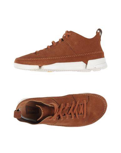 Высокие кеды и кроссовки CLARKS ORIGINALS 11247548RB