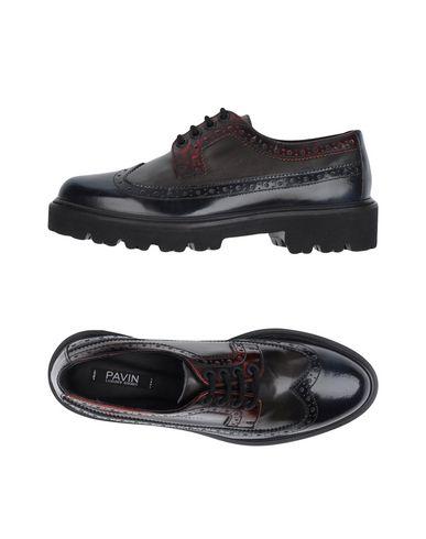 PAVIN Chaussures à lacets femme